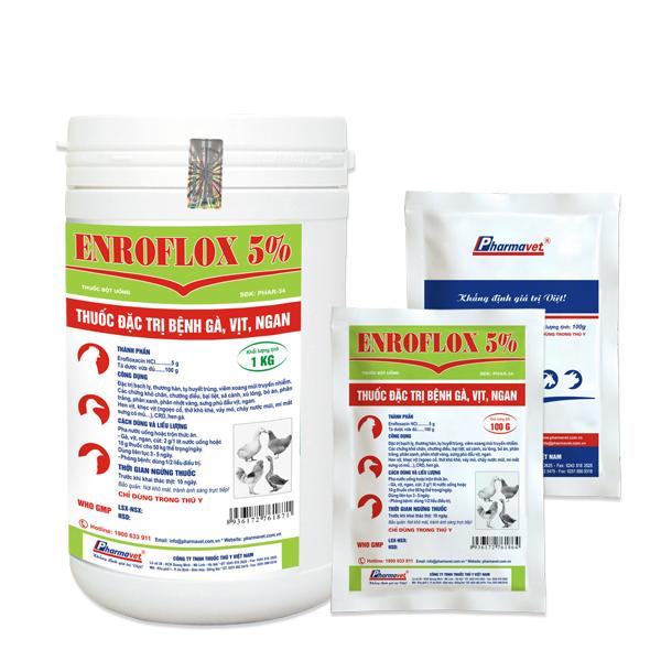ENROFLOX 5%