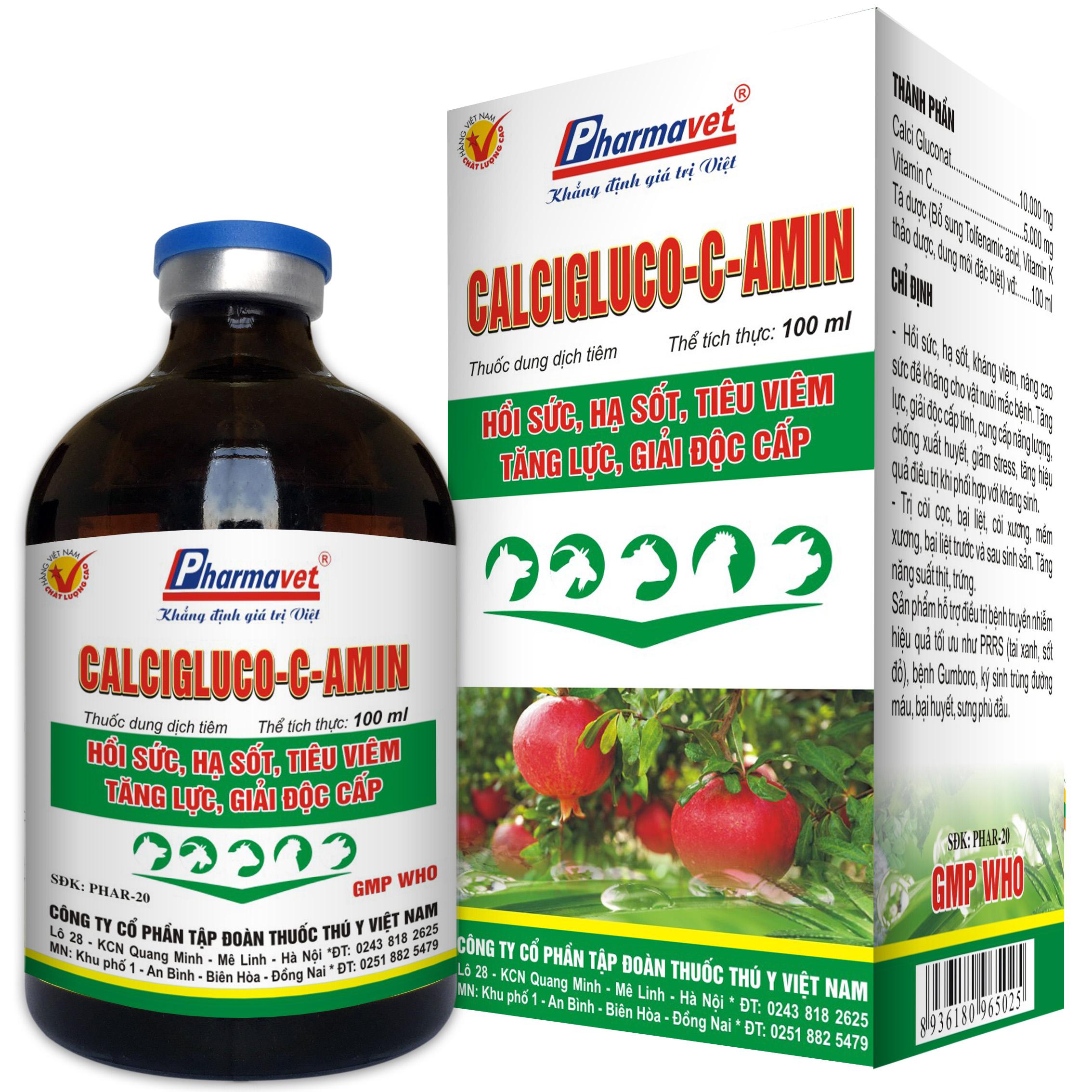 CALCIGLUCO-C-AMIN